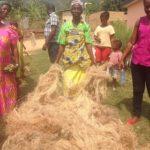 Photo 3 Fiber for sanitary production